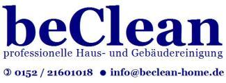 beClean Reinigungsdienst, Gebäudereinigung